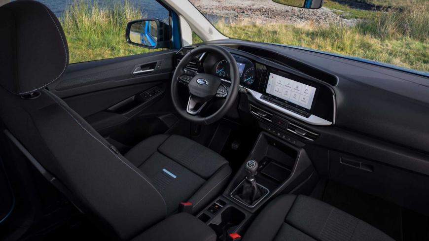 В Европе представили Ford Tourneo Connect 2022 модельного года