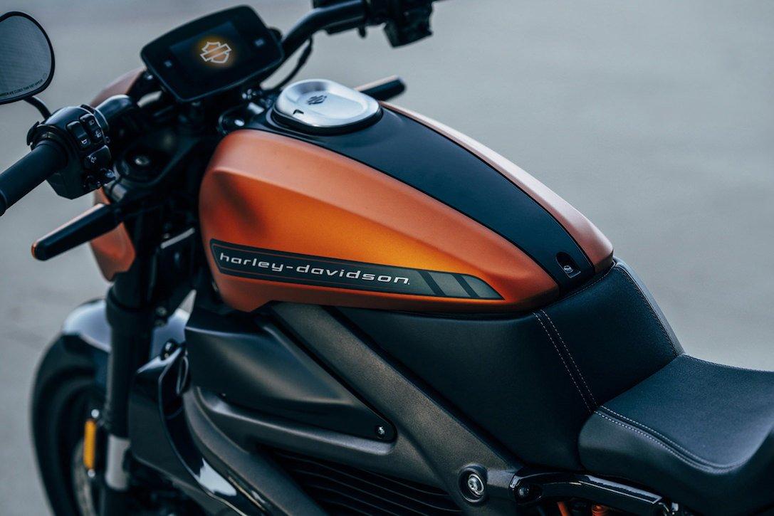 Новые подробности о первом электробайке Harley-Davidson