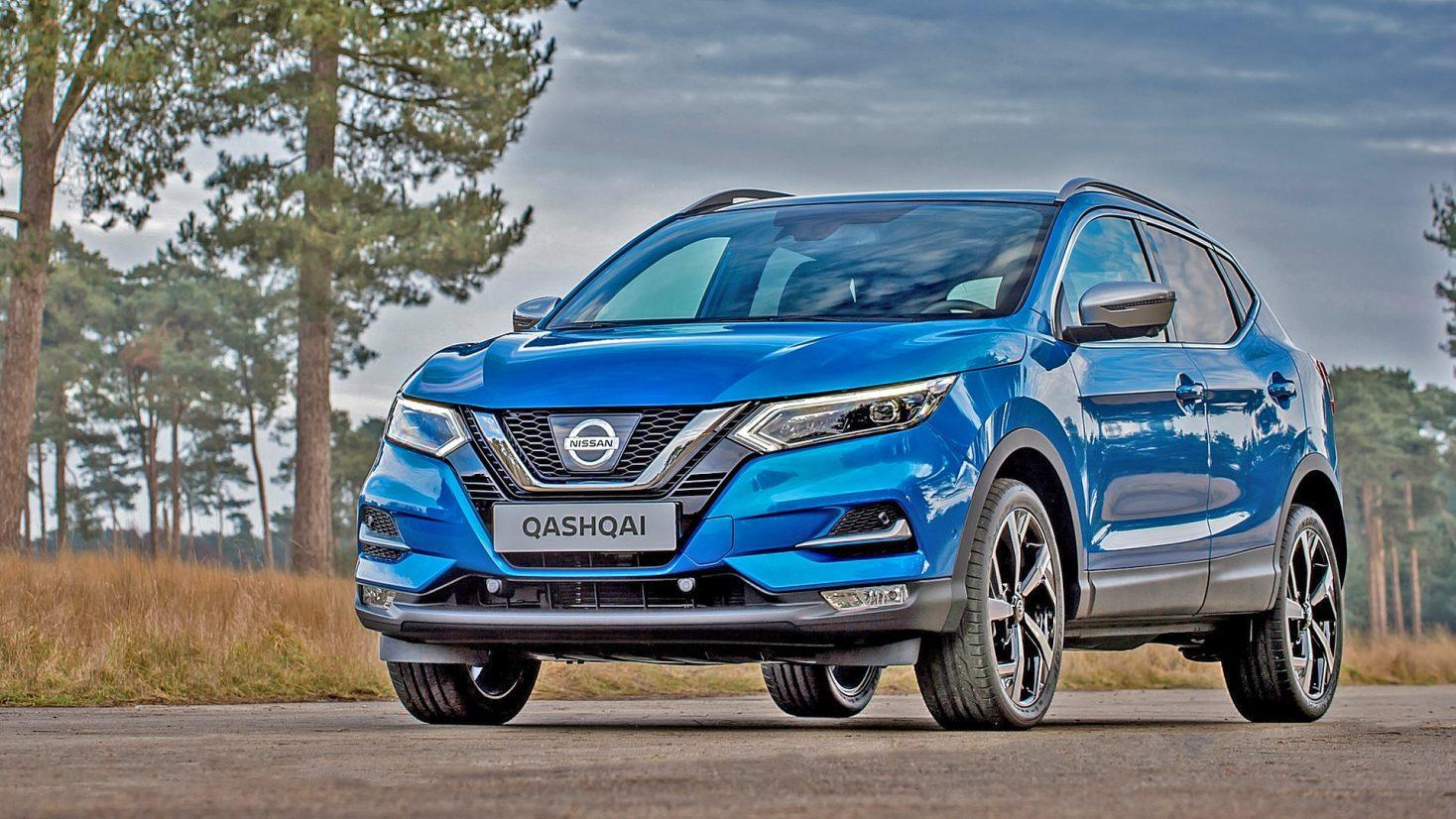 Nissan Qashqai может лишиться модификации с дизельным мотором