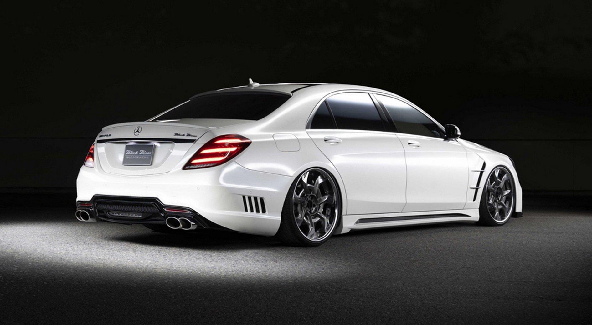 Ателье Wald выпустило тюнинг-пакет для Mercedes-Benz S-Class