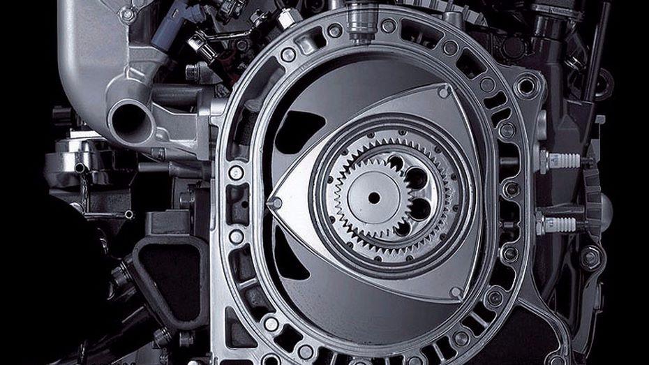 Мазда начнет выпуск роторных моторов для беспилотников Тоёта