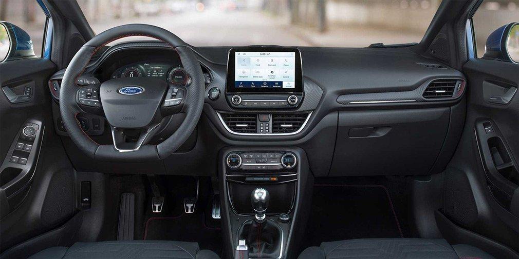 Ford приступил к производству нового кроссовера Ford Puma