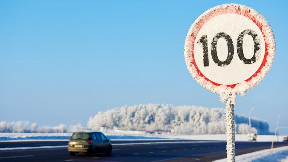 В РФ предложили уменьшить период использования шипованный резины