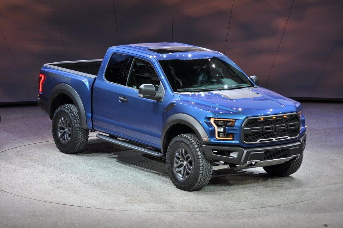 Какие моторы получит новое поколение пикапа Ford F-150?