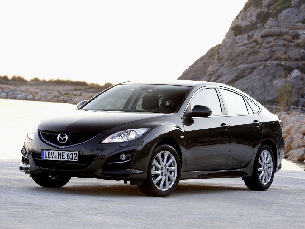 Фотографии Mazda 6 Hatchback Фотогра…
