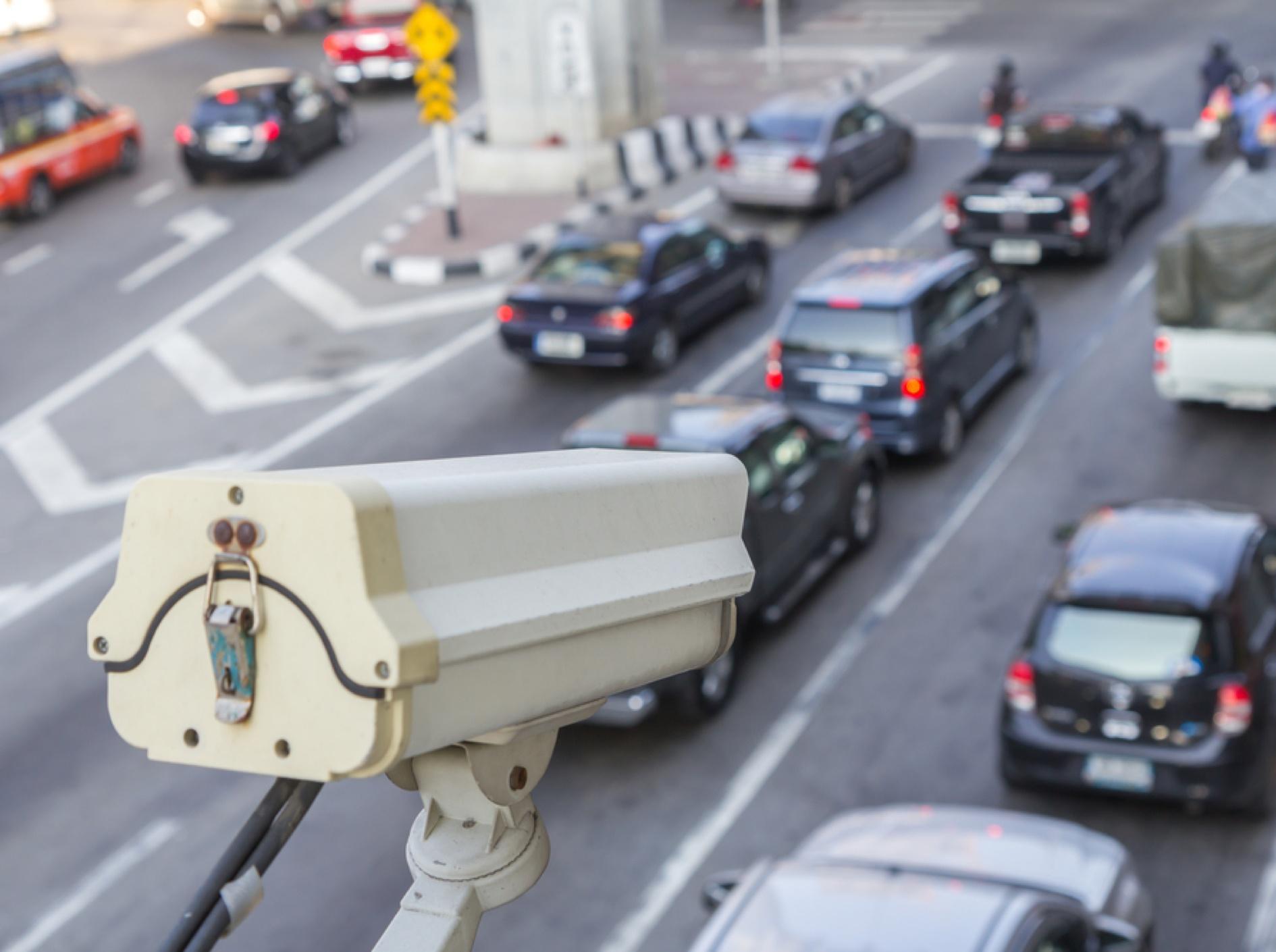 В Москве выписали первый штраф с камеры за передвижение без пропуска