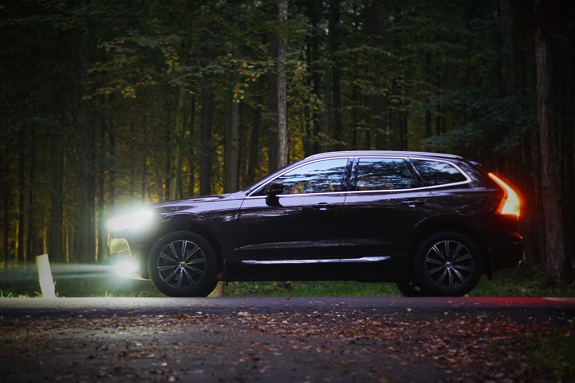 Тест-драйв Volvo XC60. Шведы наступают!