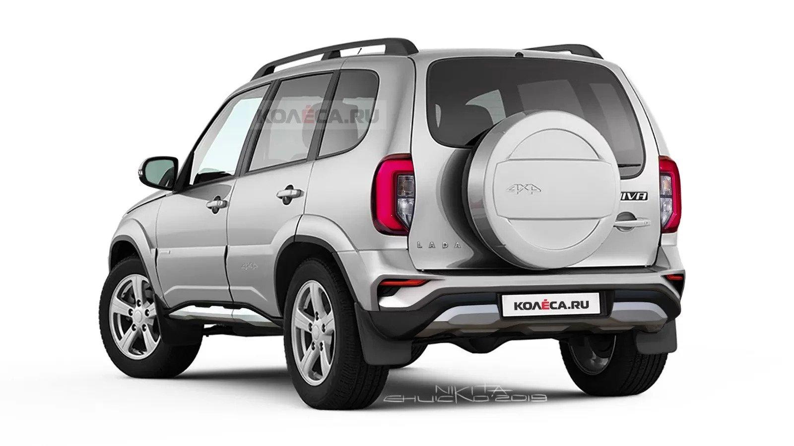 «АвтоВАЗ» испытывает сборку новой Chevrolet Niva