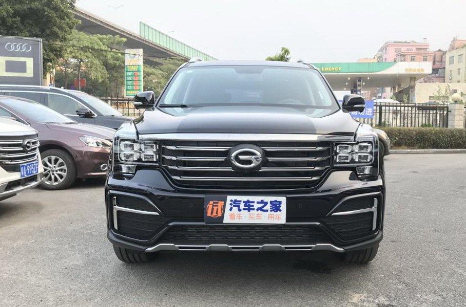 Китайский GAC представил флагман GS8 для России