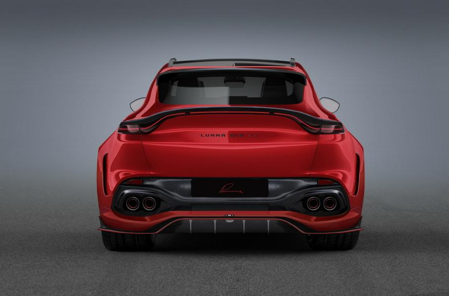 Кроссовер Aston Martin получит тюнинг-обвес