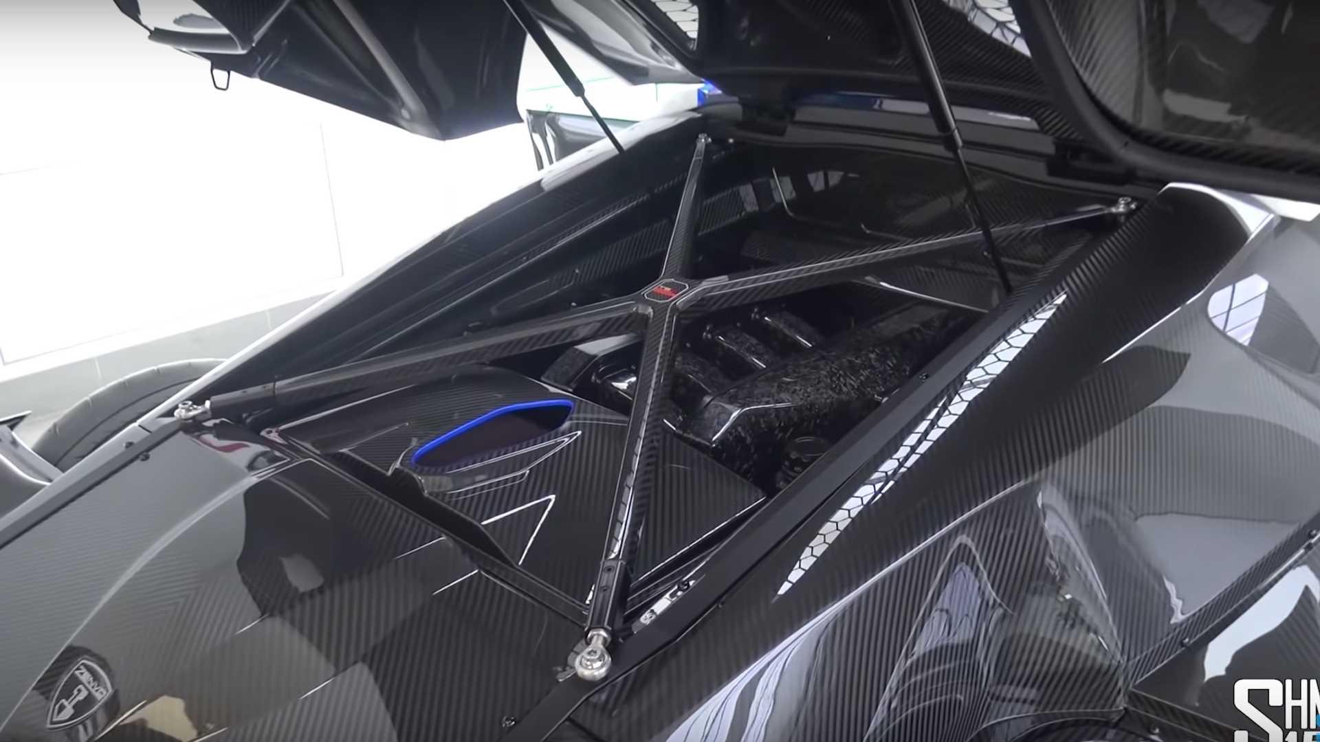 Вот краткий обзор на гиперкар Zenvo TSR-S 2020 года