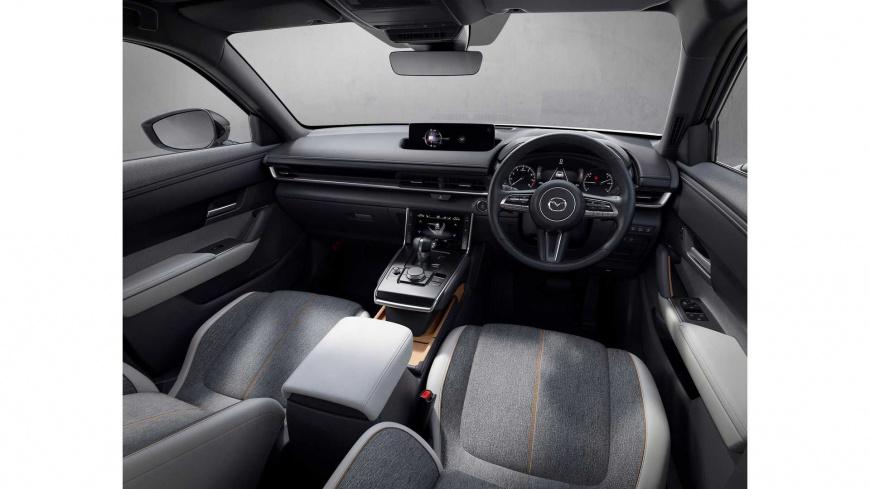Роторный двигатель Mazda будет работать на водороде