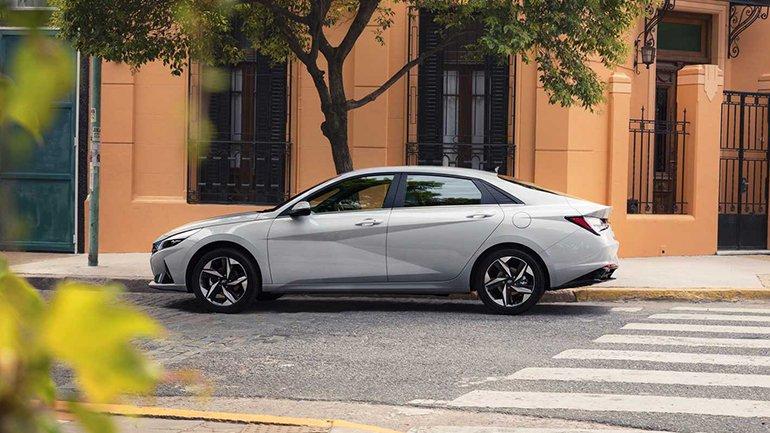 Новый Hyundai Elantra официально представлен