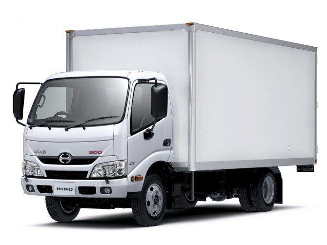 В России отправляют на ремонт более 3,5 тыс. грузовиков Hino