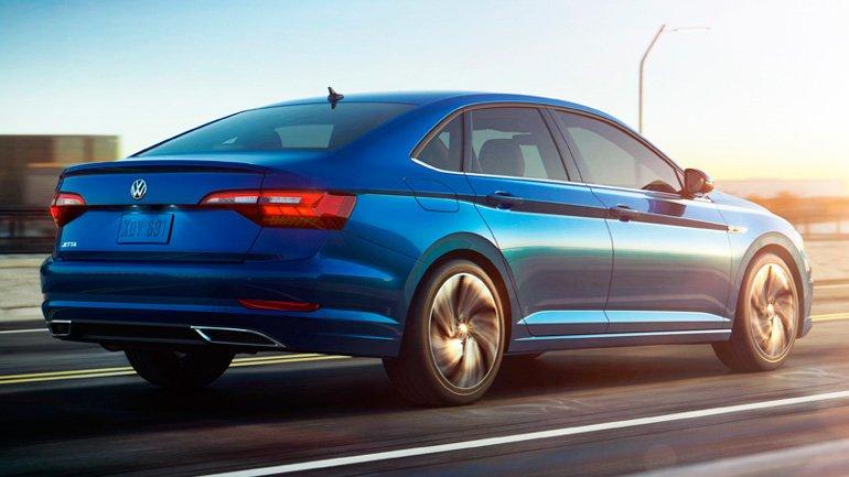 Стала известна дата появления новой Volkswagen Jetta в России