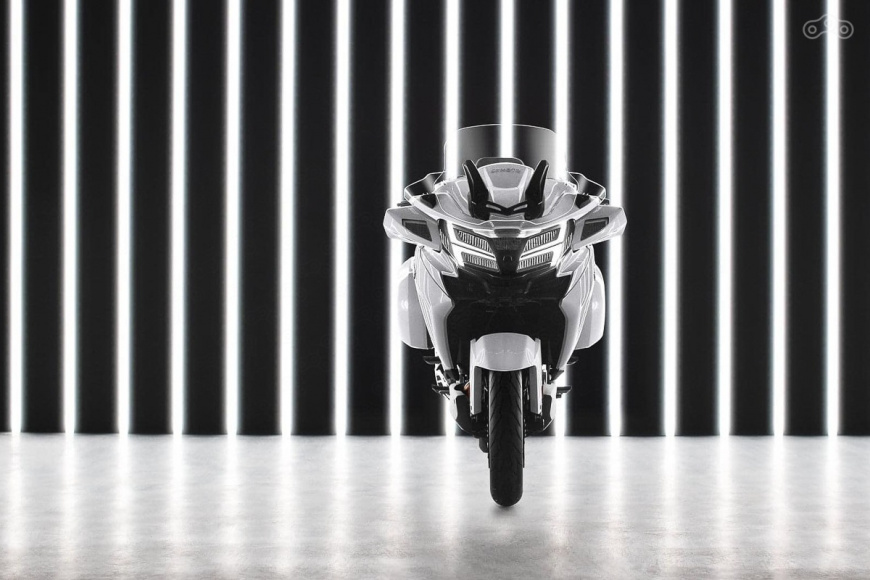 CFMoto объявляет цены на свой новый 1250 TR-G Grand Tourer