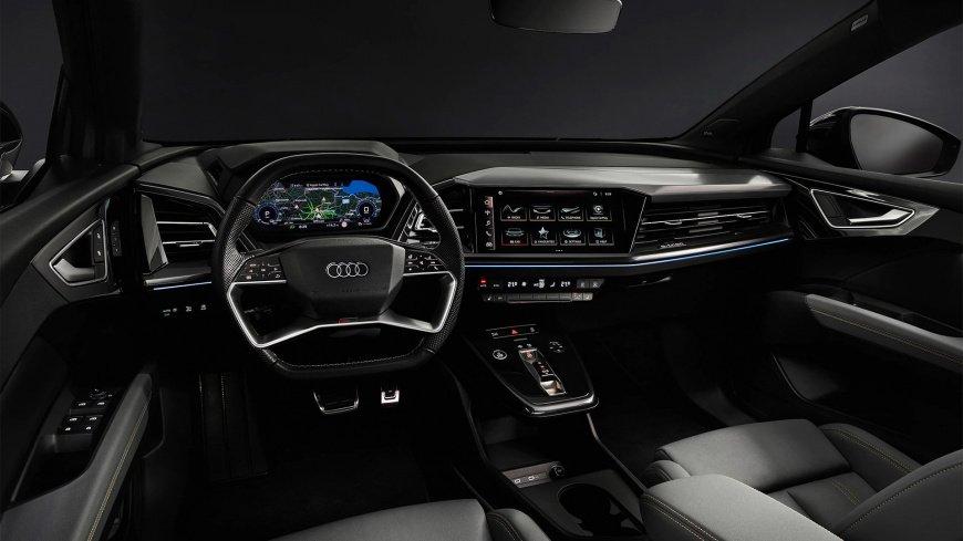 Кроссовер Audi Q6 E-Tron 2023 года: все, что известно о новинке