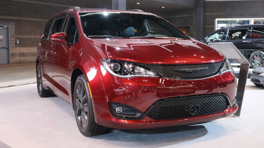 Chrysler Pacifica 35th Anniversary