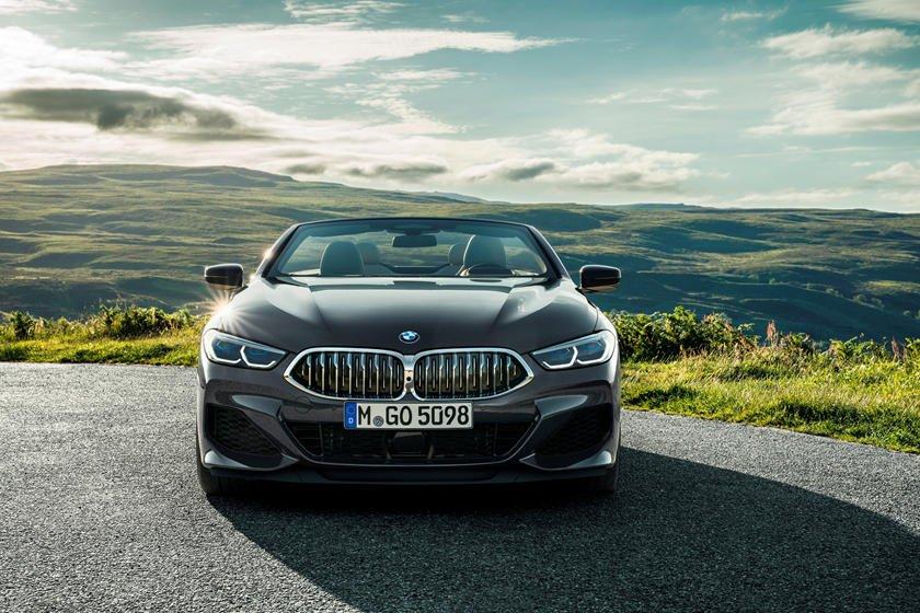 В России под отзыв попал один экземпляр BMW 8 Series Convertible