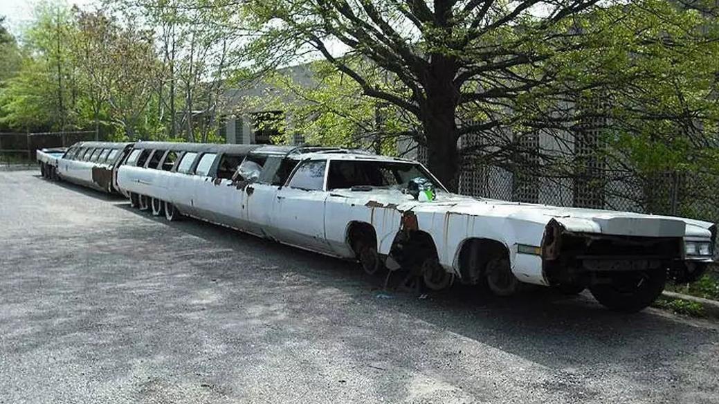 В США восстановят самый длинный лимузин на планете