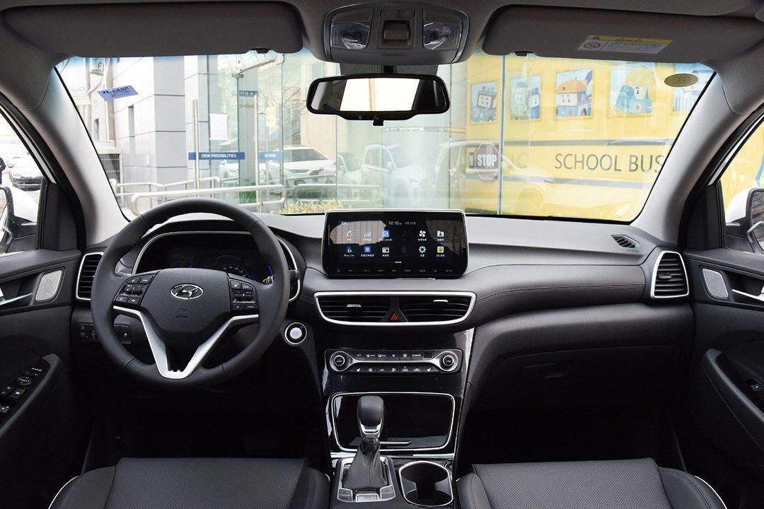 Обновленный Hyundai Tucson поступил в продажу