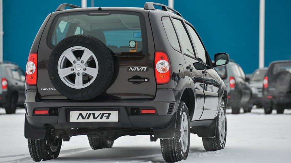 АвтоВАЗ выкупил Chevrolet Niva у корпорации GM