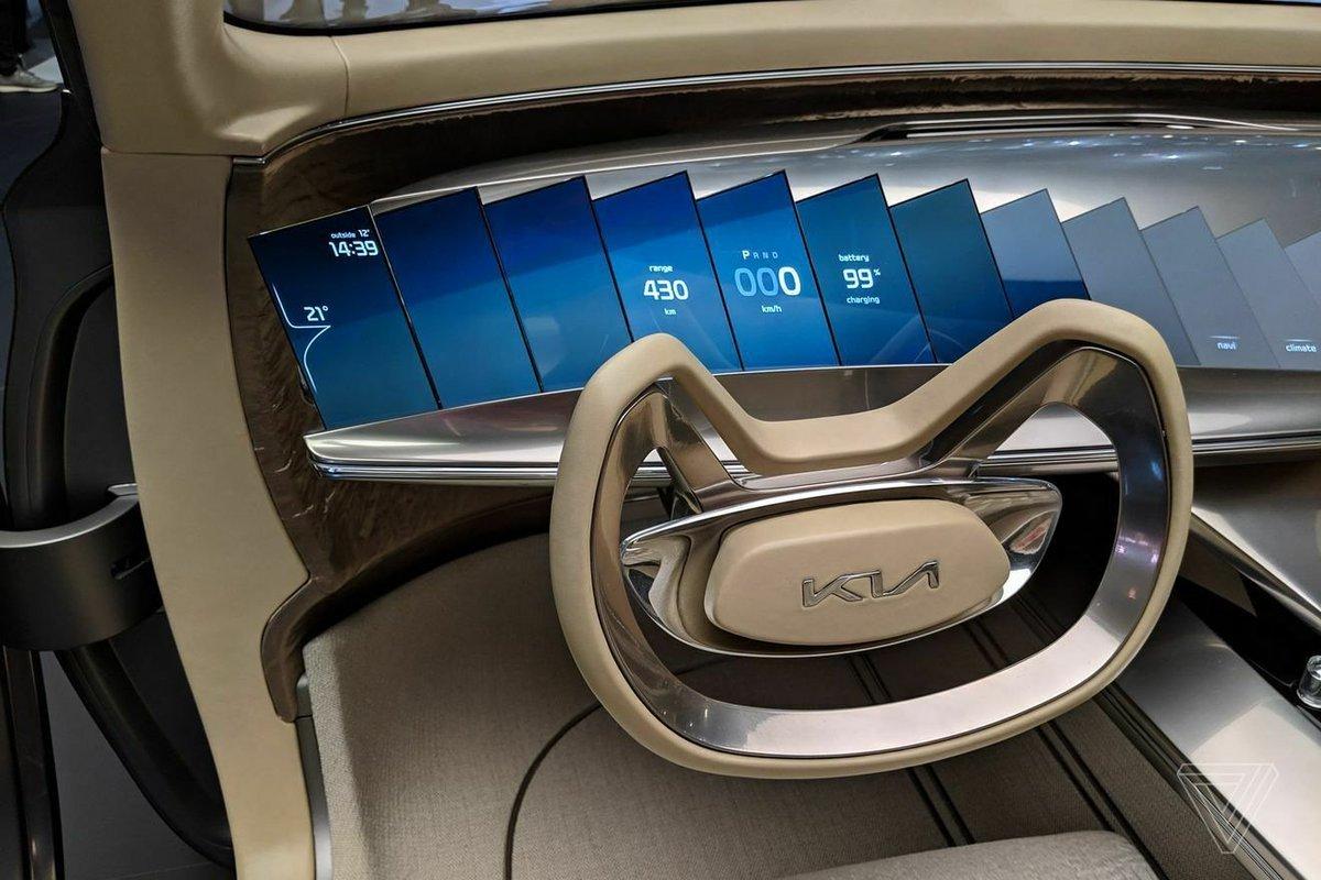 Топовая вариация Kia EV будет заряжаться за 20 минут