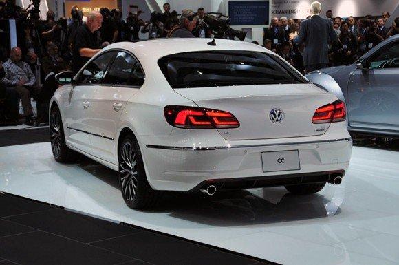 Volkswagen Passat CC: цена, история, фото, обзор, характеристики ...