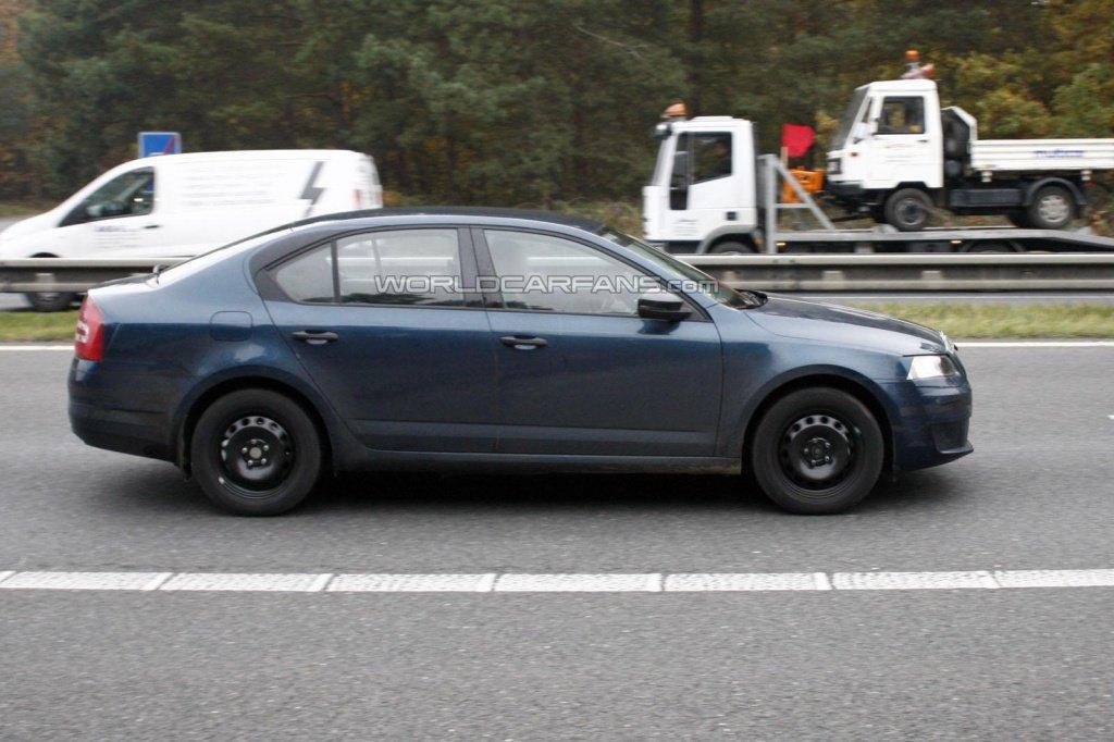 Skoda Octavia 2013-го модель…