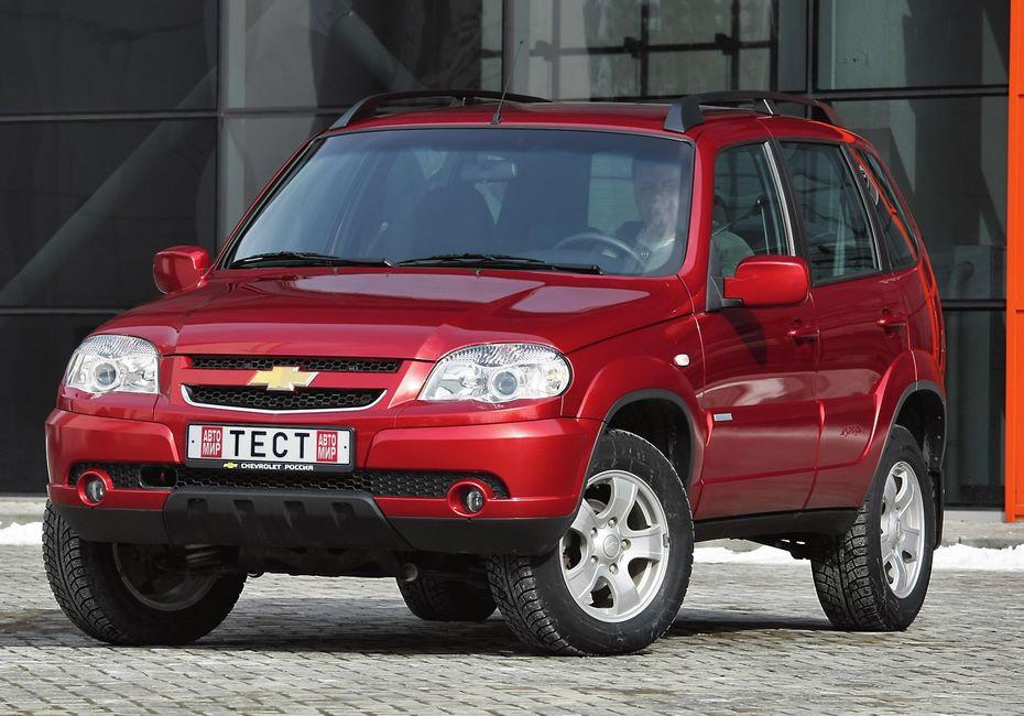 Составлен ТОП-5 наилучших подержанных джипов ценой до150 000 руб.
