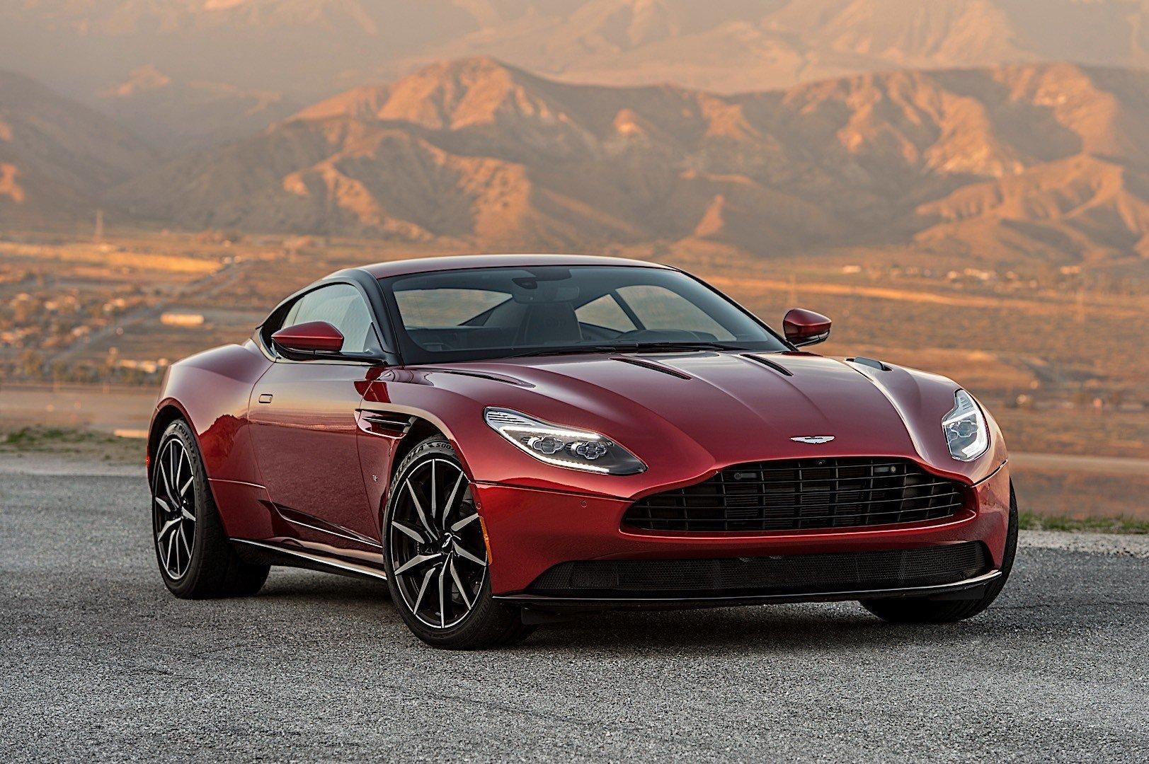 Aston Martin не собирается объединятся с другими автомобильными компаниями