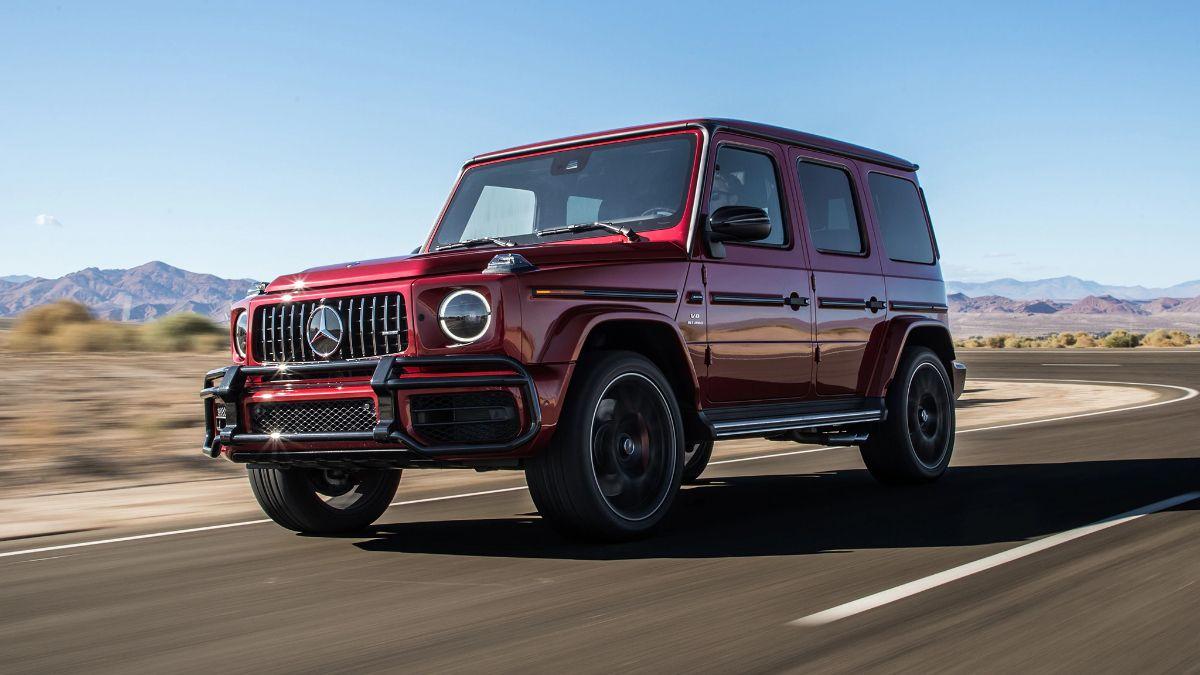 В России стали дороже спортивное купе и внедорожник Mercedes-Benz