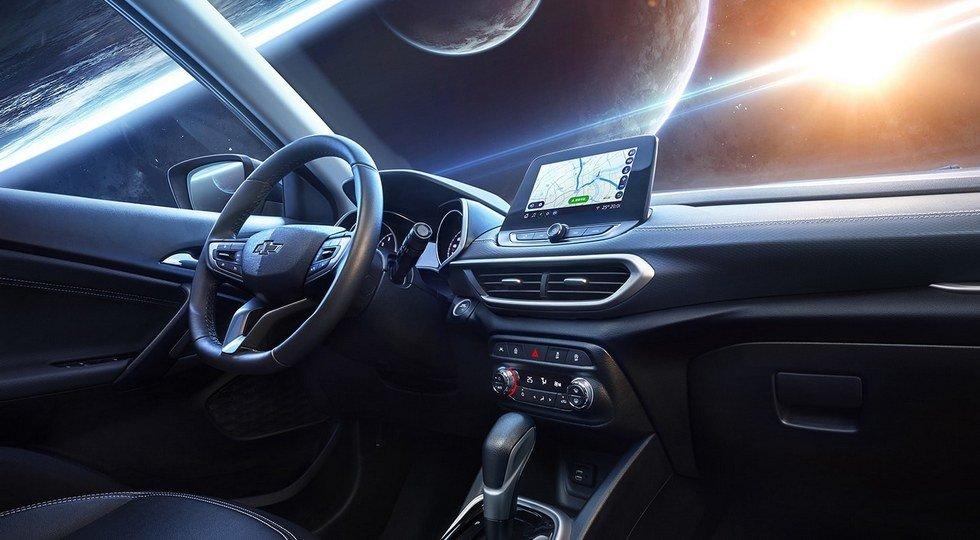 Кроссовер Chevrolet Tracker получил новую версию