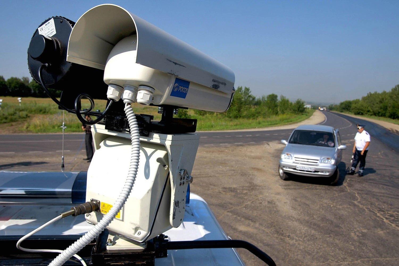 На крышах авто ДПС могут появиться видеокамеры для фиксации ситуации на дорогах