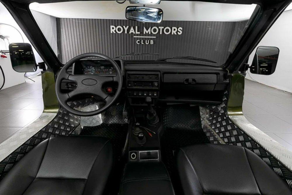В РФ продается «Ниву»-кабриолет почти за миллион
