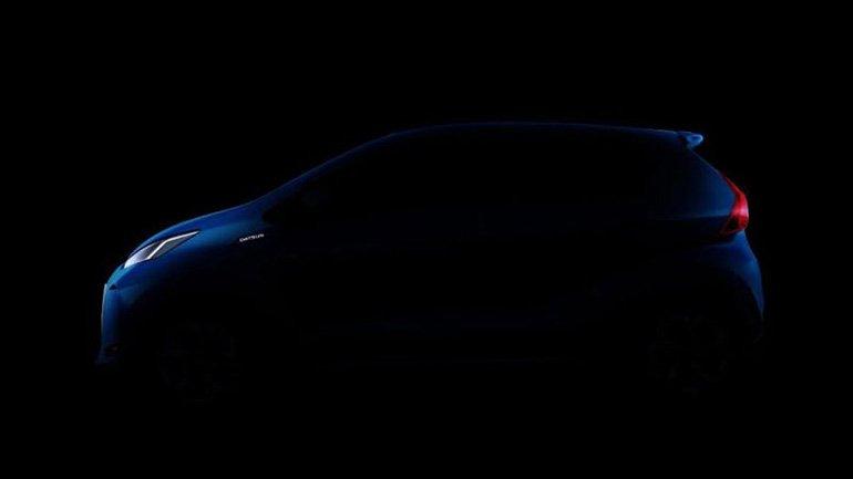 Хэтчбек Datsun Redi-Go получит обновление