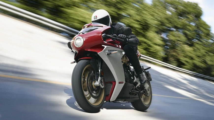 MV Agusta совместно с французской Alpine представит эксклюзивный мотоцикл