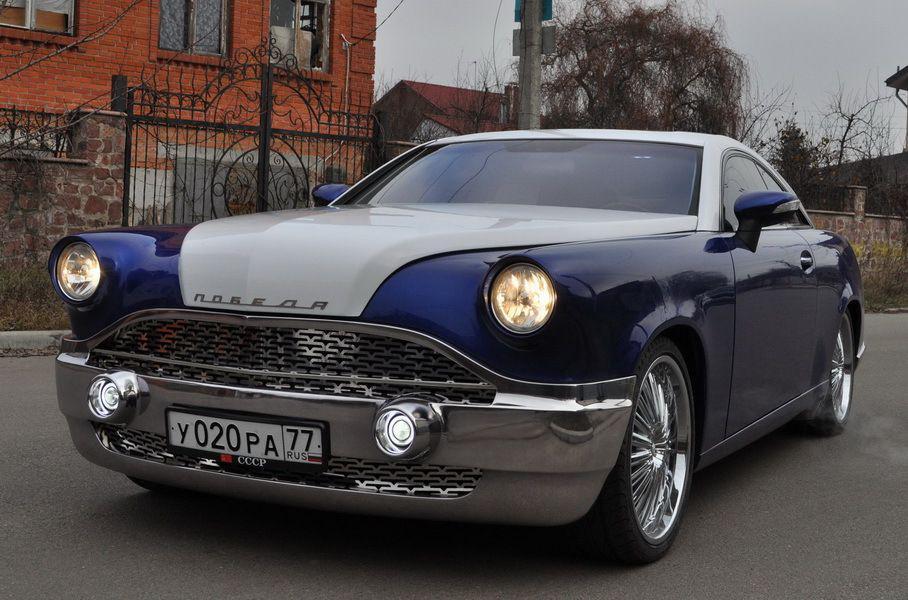 Украинское кузовное ателье доработало BMW и Mercedes-Benz.