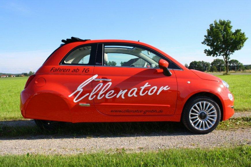 В Германии представили машину для 16-летних