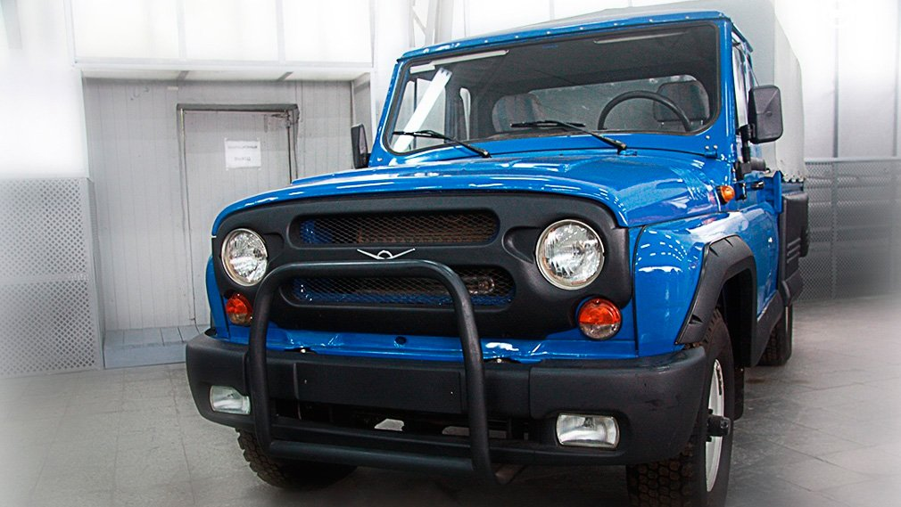 О прототипе «УАЗа» из 90-х вспомнили в Сети