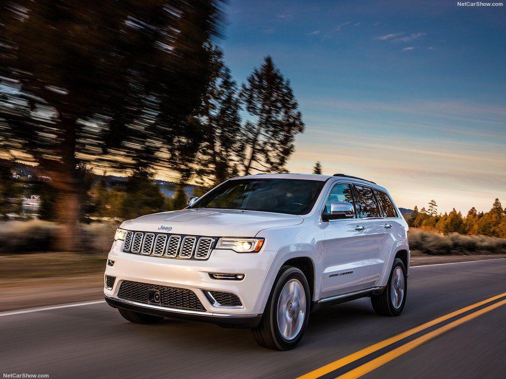 В РФ отзывают 3,3 тысячи авто Jeep иChrysler