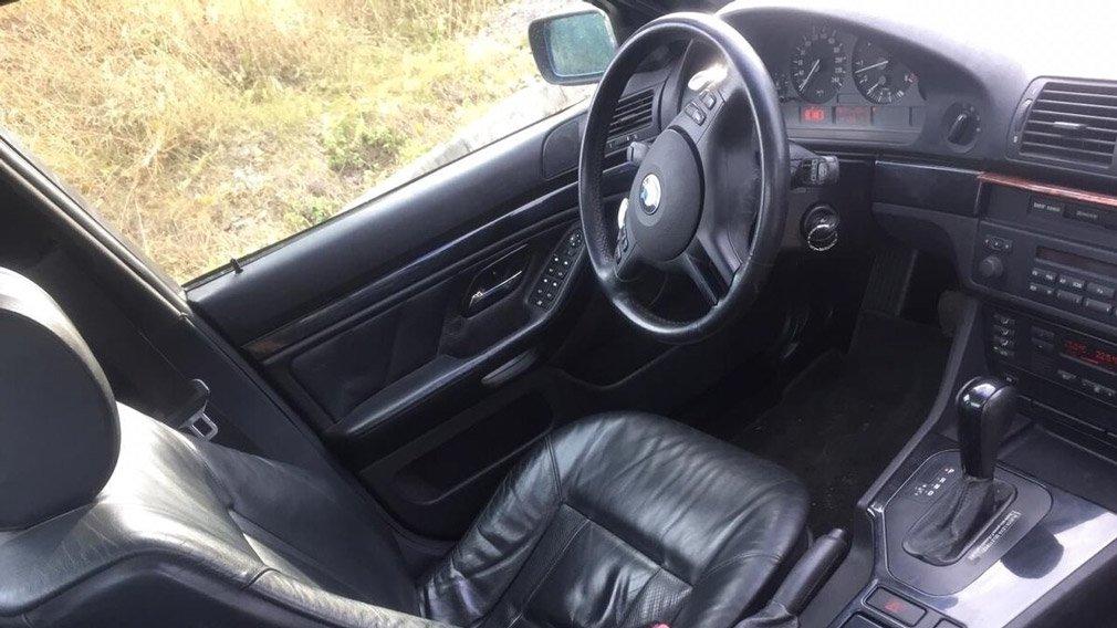 В России выставили на продажу уникальный пикап BMW
