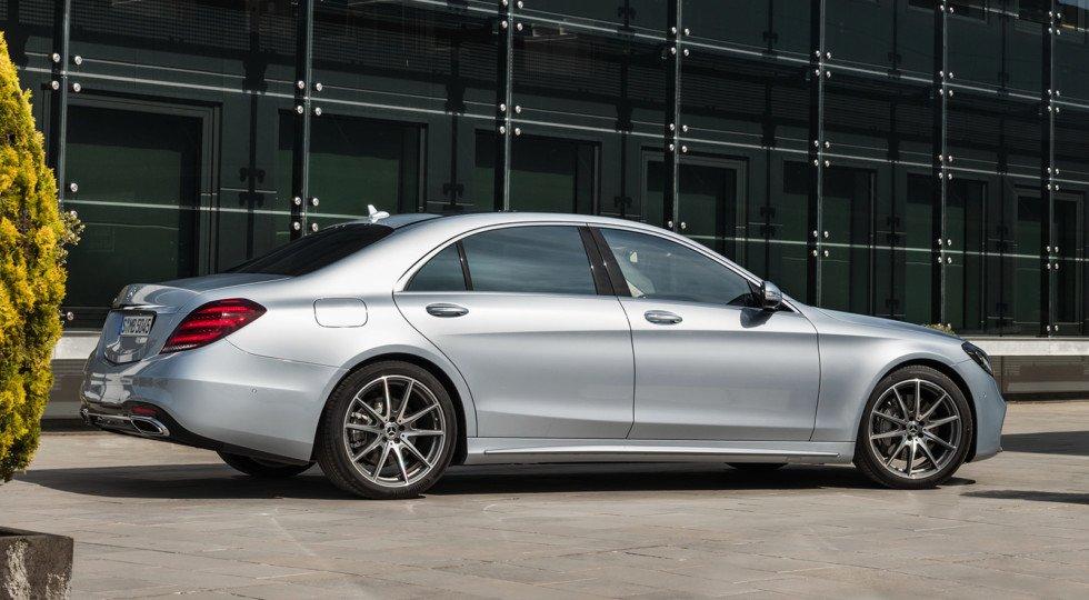 Benz обнародовал цены нановый S-Class