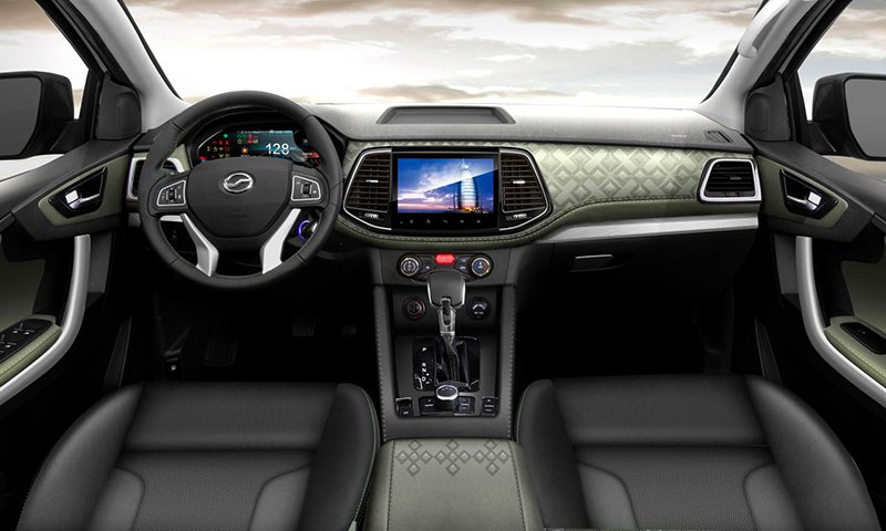 Аналог Toyota Tundra из Китая получил премиальную версию