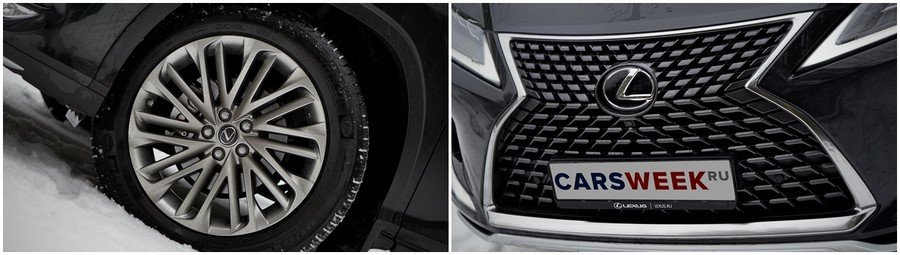 Тест-драйв Lexus RX 300 AWD: проверка на выносливость