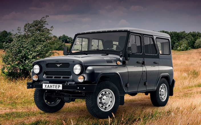 Назван ТОП-10 SUV дешевле 900 тысяч рублей