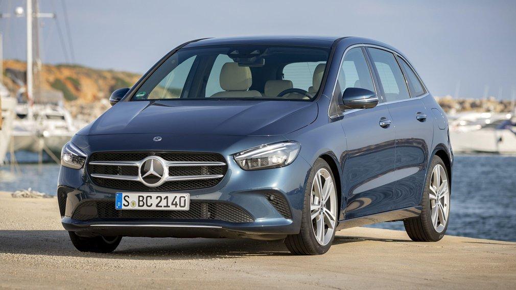 Mercedes-Benz отзывает в России свыше 300 машин