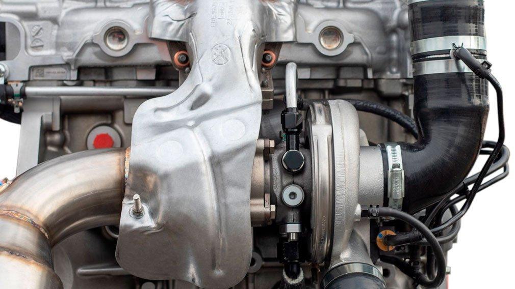 Мощность Ford Focus RS увеличили до 520 лошадиных сил