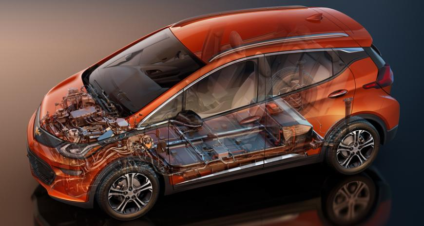 Honda и GM займутся совместным производством электрокаров