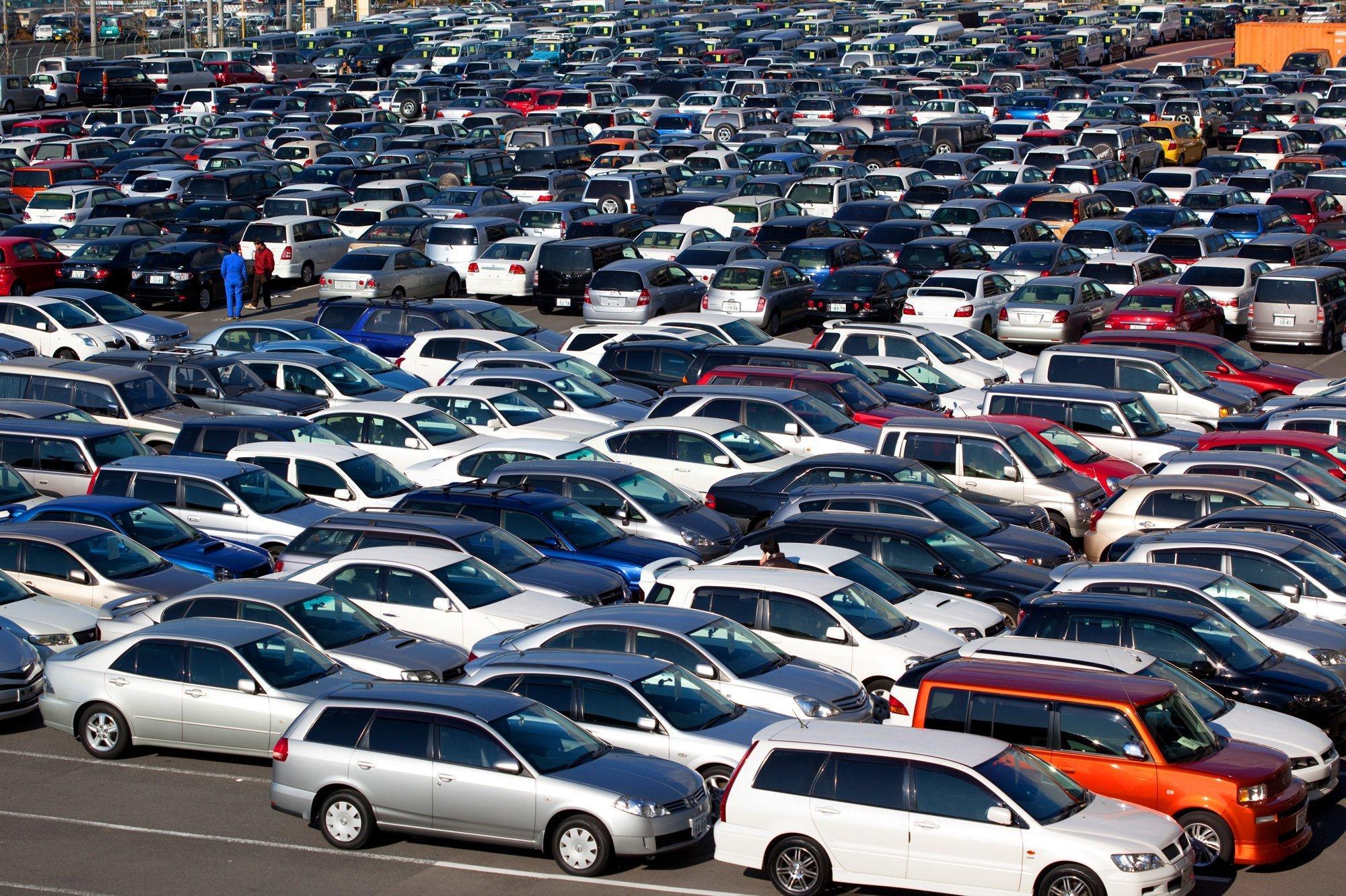 В России готовят новые штрафы для автовладельцев